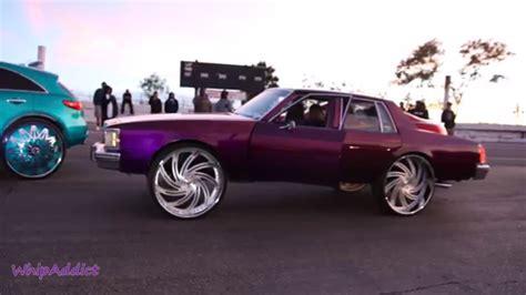 whipaddict kandy purple  oldsmobile delta   amani