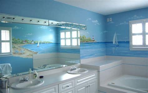 Wonderful Beach Themed Bathroom Decor Ideas