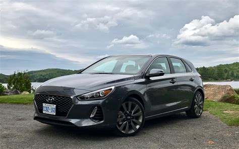 2018 Hyundai Elantra Gt Slightly Below Expectations The