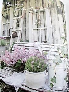 Gartenhaus Shabby Chic : shabby f r den garten sch n garten veranda pinterest shabby g rten und outdoor ~ Markanthonyermac.com Haus und Dekorationen