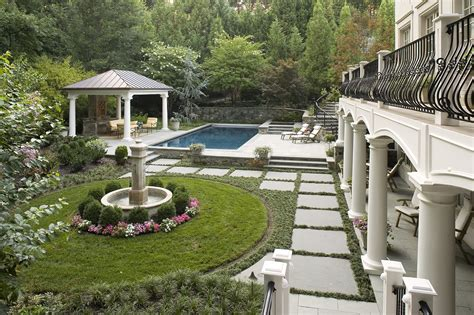 style landscaping great falls landscape design in french country style surrounds landscape architecture