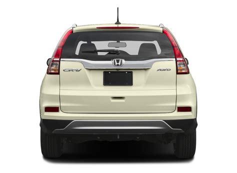 2016 Honda CR-V Back View - CarReviewsWorld.Com ...