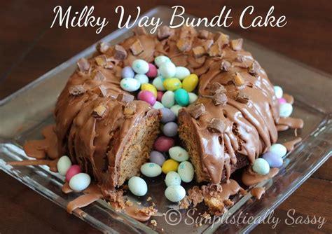 milky  bundt cake  recipes cake desserts milky