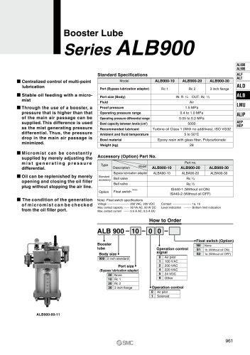 5 Port Solenoid Valve - SMC PNEUMATIC - PDF Catalogs