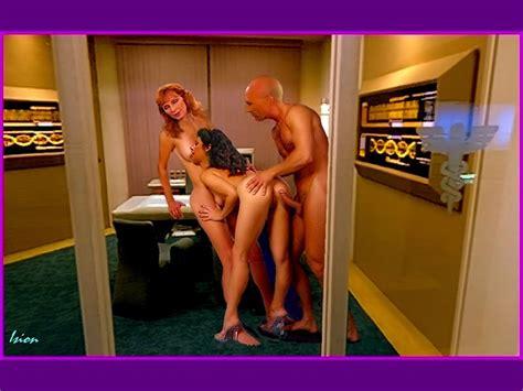 marina sirtis nackt porno fake