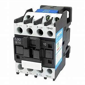 Baomain Ac Contactor Cjx2 60hz 660v 32 Amp 3