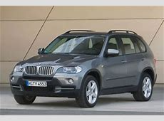 2008 BMW X5 Review