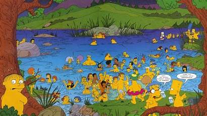 Simpsons Wallpapers Simpson Los 1080 Computer Background