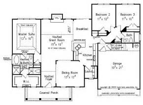 split floor plans split bedroom floor plans 1600 square house plans pricing blueprints 5 sets 780 00