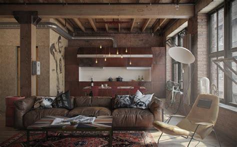 chambre style usine meuble style industriel les meilleurs pour votre