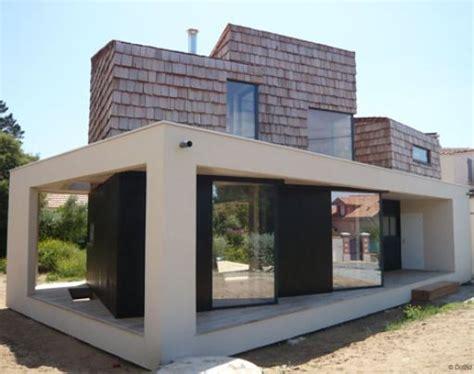 maison cube en bois maison cubique maison en cube d architecte maison bois