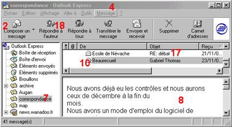 Messagerie électronique à Beaurecueil
