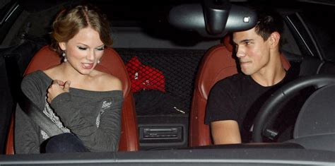 Telling All! Taylor Swift And Taylor Lautner's Dating Feud ...