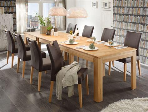 esstisch massivholz günstig esstisch 8 st 252 hle bestseller shop f 252 r m 246 bel und einrichtungen