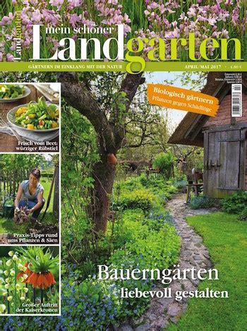 Mein Schöner Landgarten Abo Im Halbjahresabo Bei Easy Abo