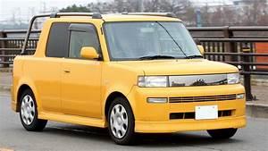 Toyota Bb 1st Generation