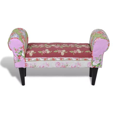 divanetto design articoli per panchina divanetto patchwork design floreale