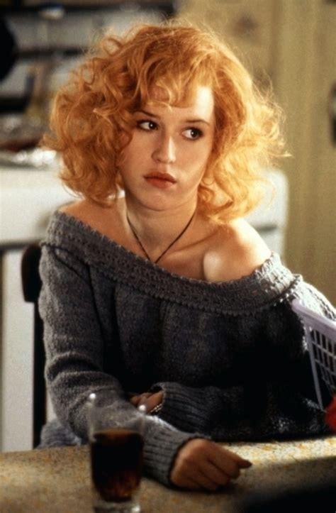molly ringwald curly hair blonde hair in fresh horses molly ringwald pinterest