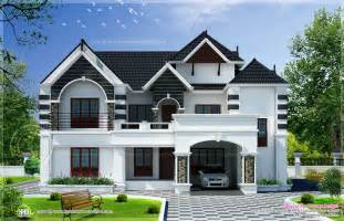 colonial house style 4 bedroom colonial style house kerala home design and floor plans