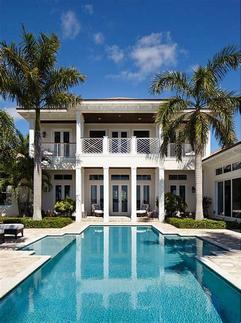 Florida Beach House With Classic Coastal Interiors Beach
