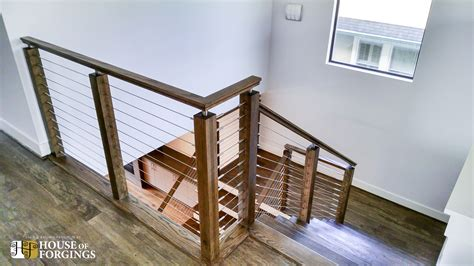 Cable Banister Kit by Cable Railing Systems For Stairs Balconies