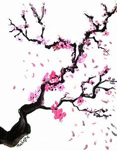 japanese cherry tree | Gradification