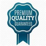 Premium Guaranteed Icon Award Satisfaction Guarante Emblem