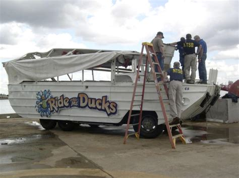 Duck Boat Tours Tragedy by Duck Boat
