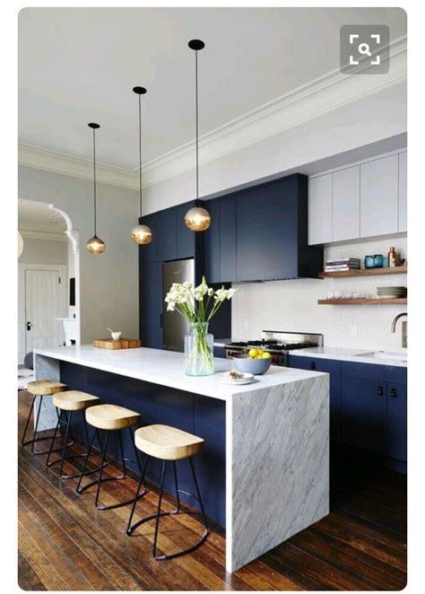 navy blue kitchen  dont   ill   guts
