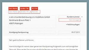 Vodafone Rechnung Ausdrucken : k ndigung otelo vertrag vorlage kostenlos vorlagen ~ Themetempest.com Abrechnung