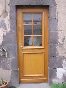 atoutbaie vannes articles With porte d entrée vitrée bois