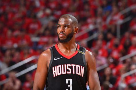 Cp3 Medical Update Houston Rockets
