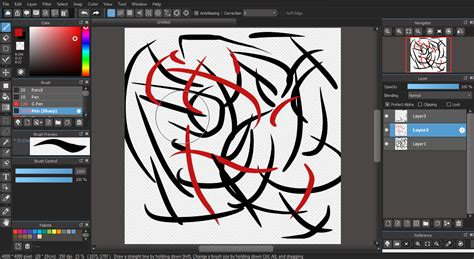 how to color how to replace colors on medibang paint pro 6 steps