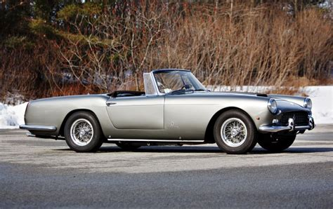 Cars Posters 250gt by 1960 250 Gt Series Ii Cabriolet Gooding Company