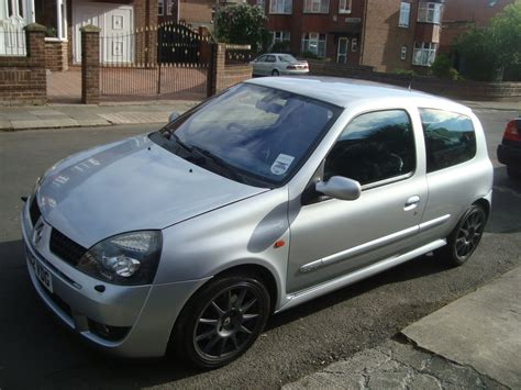 Renault Clio 2002 by 2002 Renault Clio Ii Sport Pictures Information And
