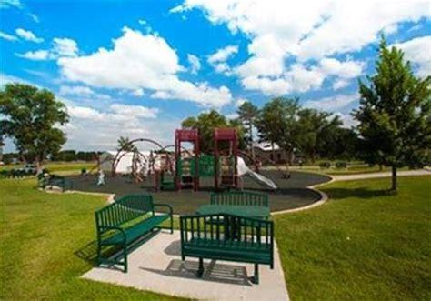 parks department woodward  official website