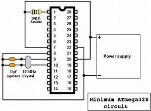 Atmega - Replicating Arduino U0026 39 S Serial Communication On Atmega328p