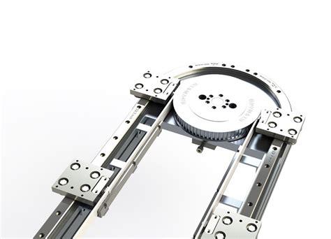同步带传动环形导轨-环形导轨-东莞市华创力[HCL]科技有限公司