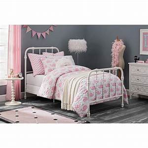 white metal twin bed frame best 25 metal twin bed frame ...