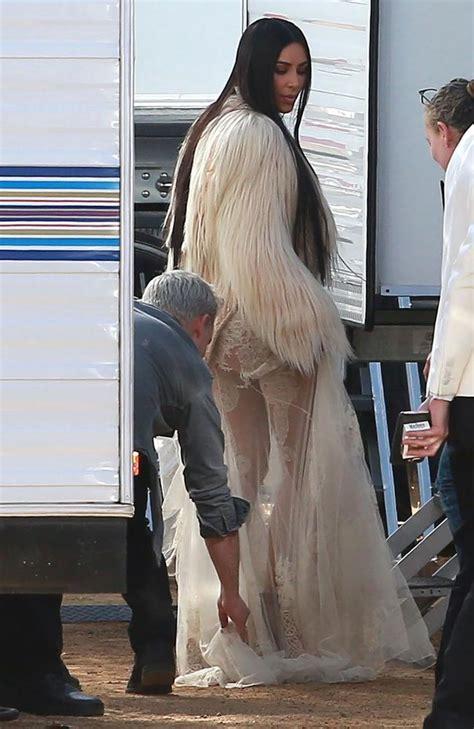 Kim Kardashian in Oceans Eight: Reality star shoots scenes ...