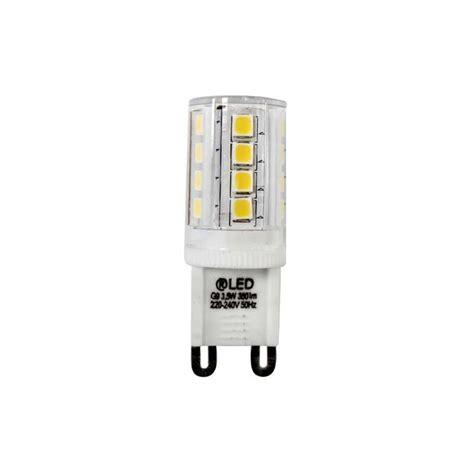 led bulb g9 3 5w 350lm 3000k cristalrecord led lighting