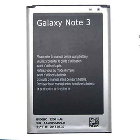 samsung galaxy note 3 battery replacement