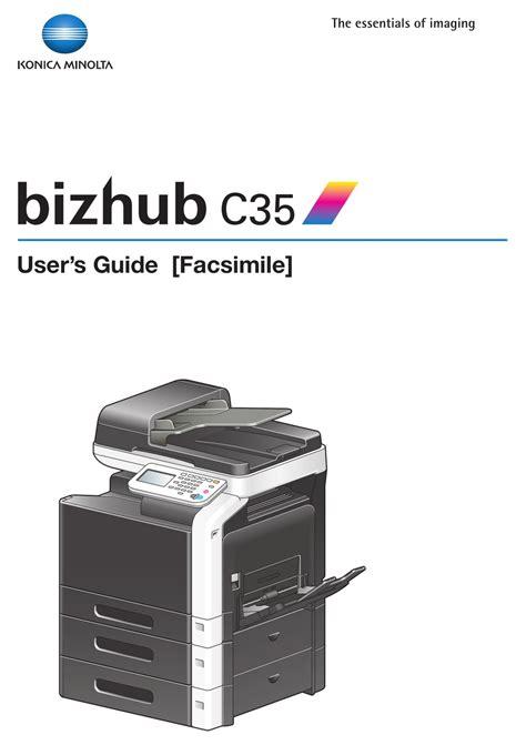 The new printer appears in the printer list screen. Install Konika Minolta Bizhub C35 / Konica Minolta Tnp22k Original Black Toner 4inkjets - my ...