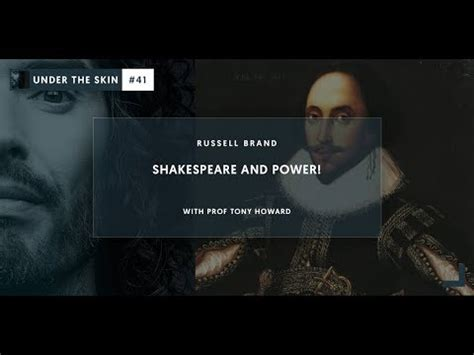 russell brand under the skin tony robbins shakespeare and power under the skin 41 with russell