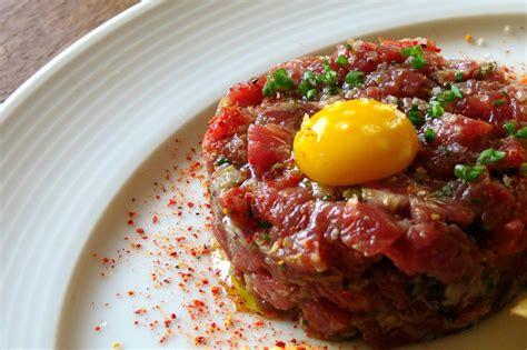 tartare cuisine steak tartare travelservices