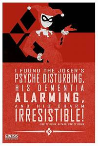 Quote Pics | Ha... Harley And Joker Quotes