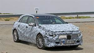 Futur Mercedes Classe B : la future mercedes classe a pr vue pour 2018 est de sortie ~ Gottalentnigeria.com Avis de Voitures