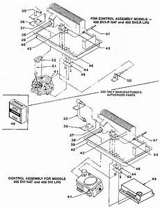 1 Williams Furnace Thermostat  Williams Wall Heater Replacement Parts Wiring Diagrams