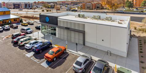 Office Depot Locations Albuquerque by At T Albuquerque Nm Cushman Wakefield Net Lease