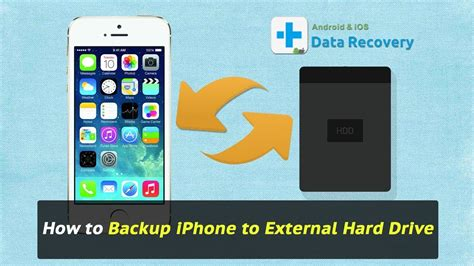 backup iphone to external drive how to backup iphone to external drive 1099